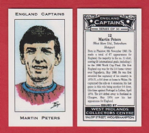 England Martin Peters West Ham United